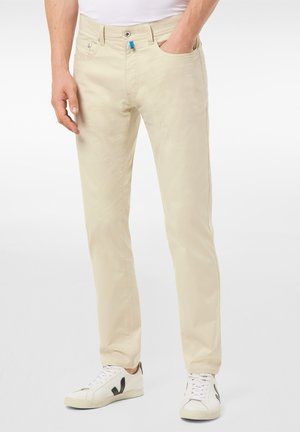 LYON - Jeans fuselé - light beige