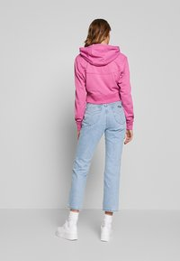 Nike Sportswear - HOODIE - Training jacket - cosmic fuchsia / white - 2
