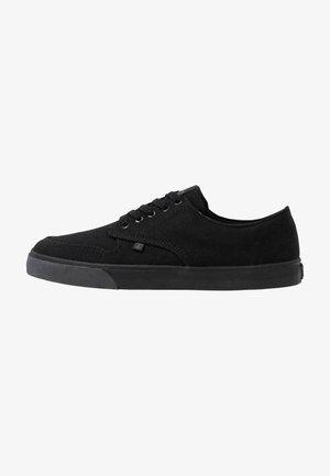TOPAZ C3 - Sneakersy niskie - blackout