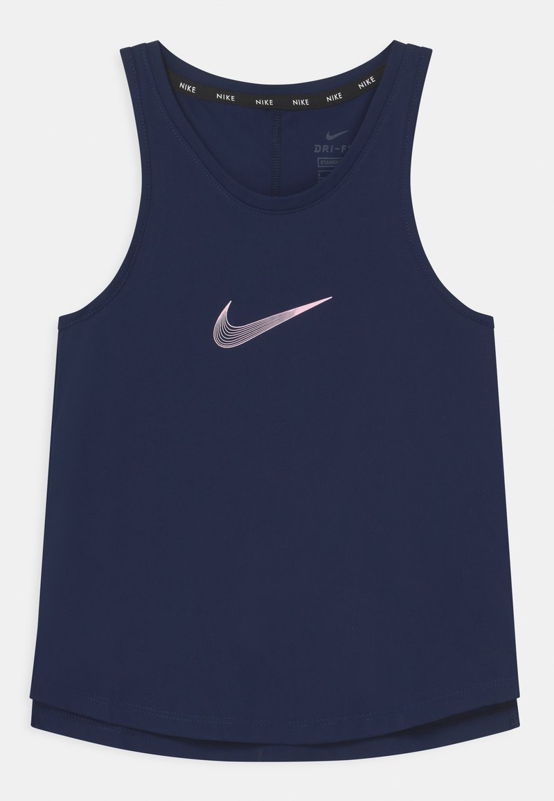 Nike Performance - TROPHY  - Camiseta de deporte - blue void/arctic punch