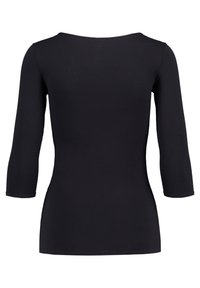 Marc Cain - 3/4 SLEEVES - Long sleeved top - schwarz - 1