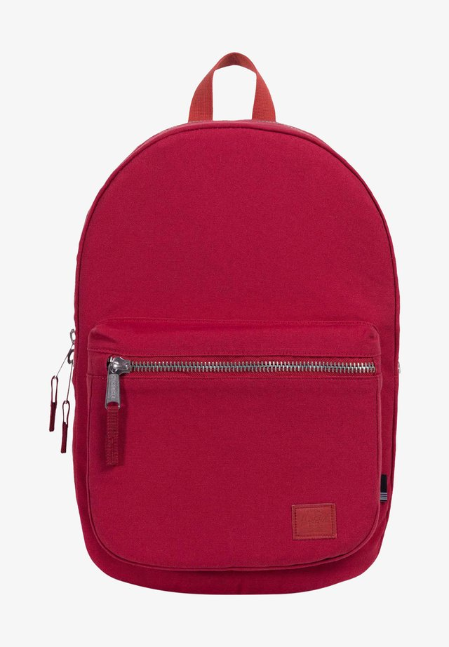 LAWSON - Rugzak - brick red