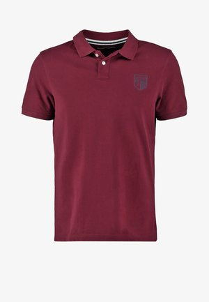 Polo - bordeaux