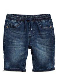 Next - Denim shorts - dark blue - 0