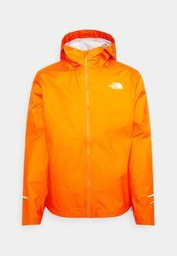 The North Face - FIRST DAWN PACKABLE JACKET MONTER - Hardshelljacka - flame - 4
