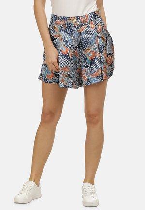 Shorts - marine orange