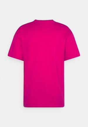 LINEAR LOGO TEE - Basic T-shirt - pink