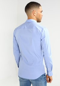 Tommy Jeans - ORIGINAL STRETCH SLIM FIT - Camicia - lavender lustre - 2