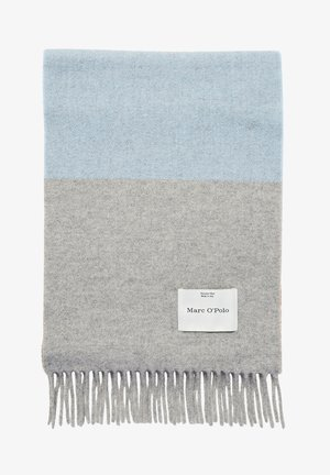 AUS RECYCELTER WOLLE - Scarf - multi