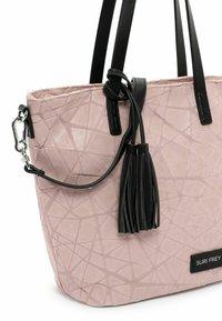 SURI FREY - KIMMY - Tote bag - rose - 4