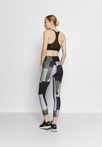 Casall - PRINTED SPORT  - Leggings - multi-coloured - 2