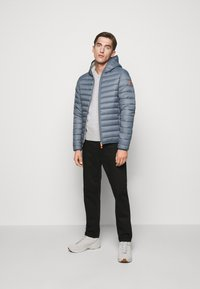 Save the duck - GIGAY - Down jacket - steel blue - 1