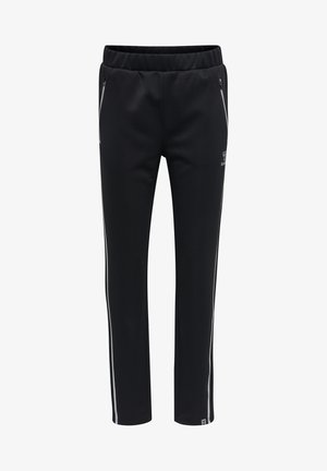 HMLCIMA - Tracksuit bottoms - black