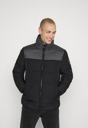 OPTIC MIX JACKET - Giacca invernale - grey