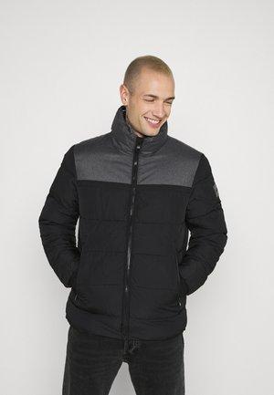 OPTIC MIX JACKET - Zimní bunda - grey