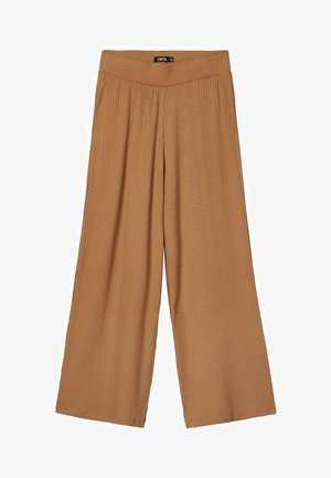 MIT WEITEM BEIN - Pantaloni - thrush