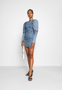River Island - Tubino - denim light - 1