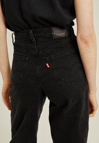 Levi's® - BALLOON LEG - Relaxed fit jeans - black - 6