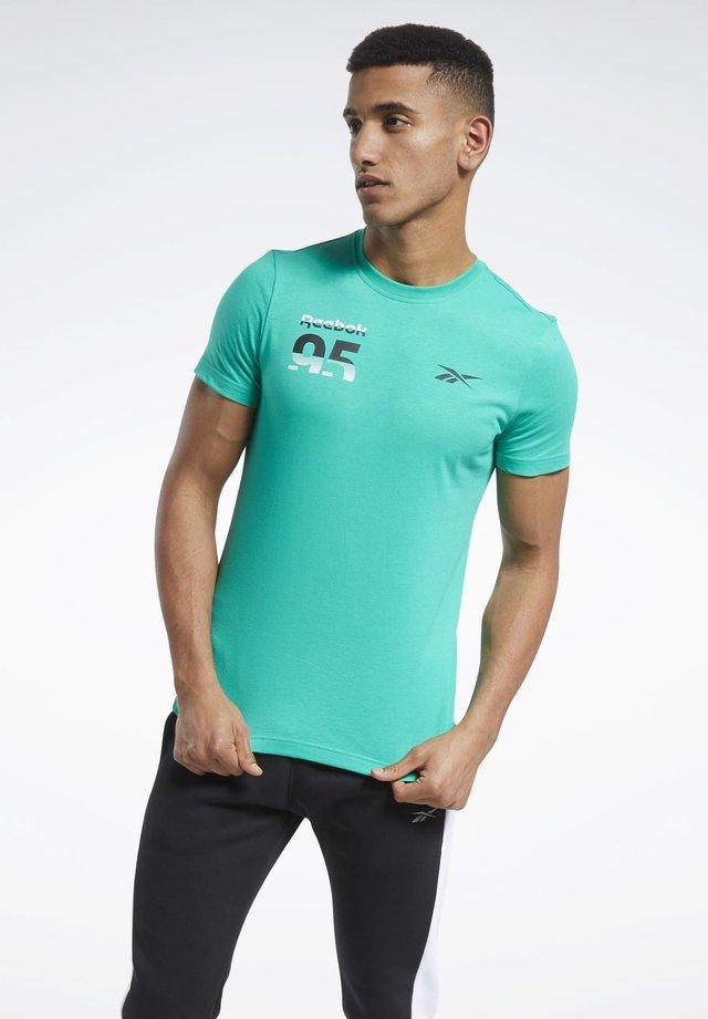 T-shirt sportiva - green
