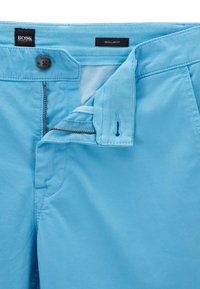BOSS - REGULAR FIT - Trousers - turquoise - 5