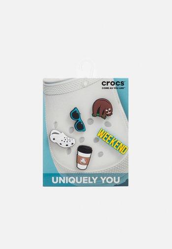 JIBBITZ EASY GOING 5 PACK - Otros accesorios - multicoloured