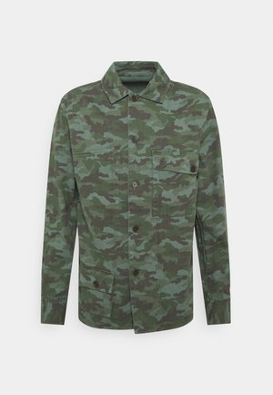 MENS REVERSIBLE OVERSHIRT - Summer jacket - army green