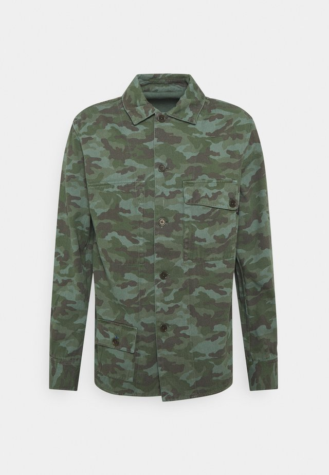 MENS REVERSIBLE - Veste légère - army green