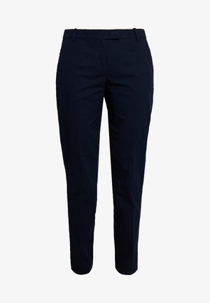 PANTS REGULAR RISE BUT COMFY - Pantaloni - thunder blue