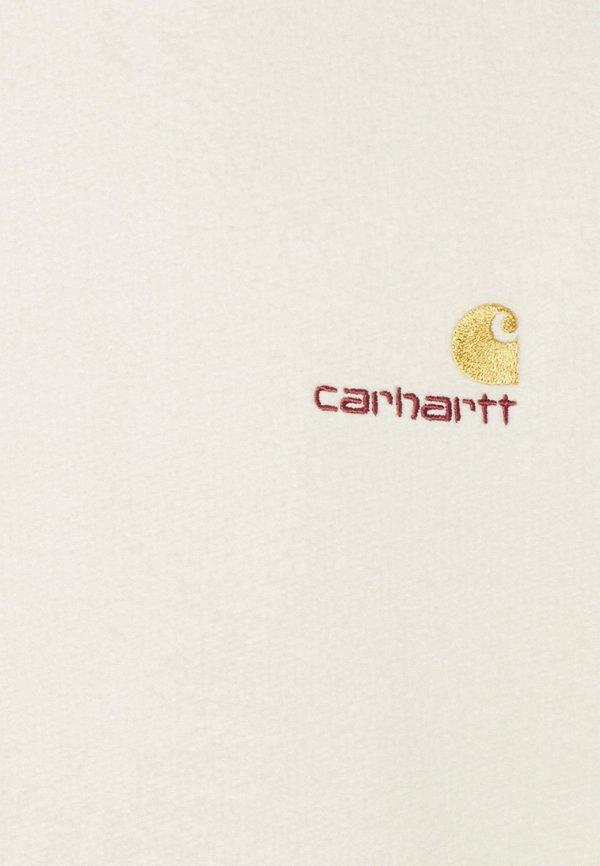 Carhartt WIP HOODED CONTRA - Bluza - natural/mleczny Odzież Męska UCKI