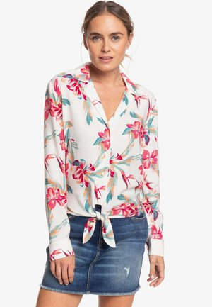 THE LOVER SIDE - Button-down blouse - snow white