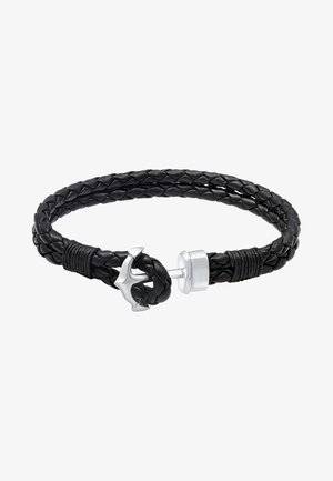 ANCHOR CHUNKY - Bracelet - black