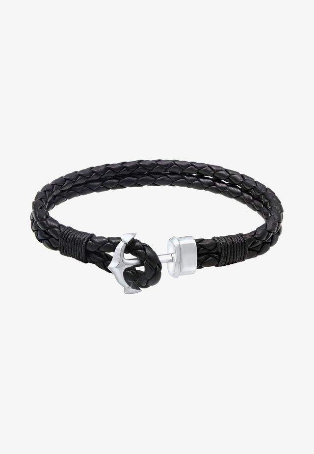 ANKER - Bracelet - black