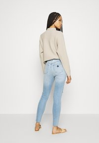 Abrand Jeans - A HIGH ANKLE BASHER - Jeans Skinny Fit - lonestar - 2