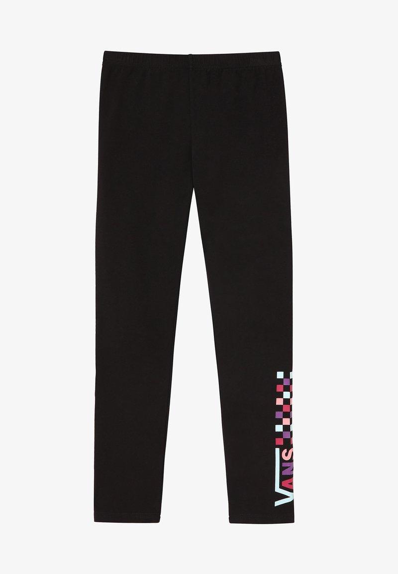Vans - Leggings - Trousers - black