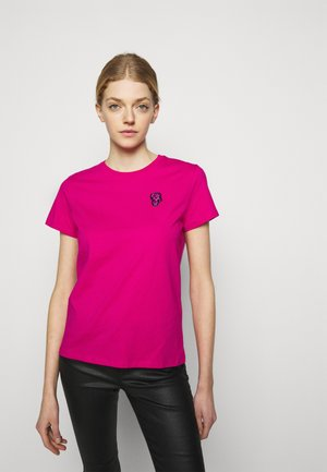 MINI IKONIK KARL PATCH - T-shirt imprimé - pink
