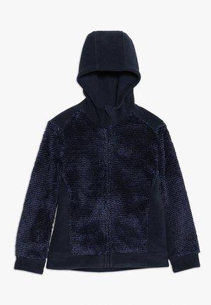 PINE CONE JACKET KIDS - Fleece jacket - night blue