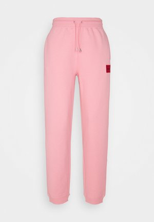 DICHIBI REDLABEL - Tracksuit bottoms - bright pink