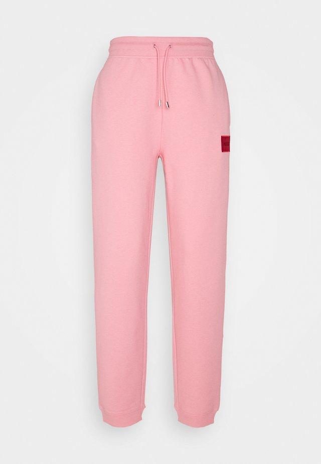 DICHIBI REDLABEL - Tracksuit bottoms - bright pink
