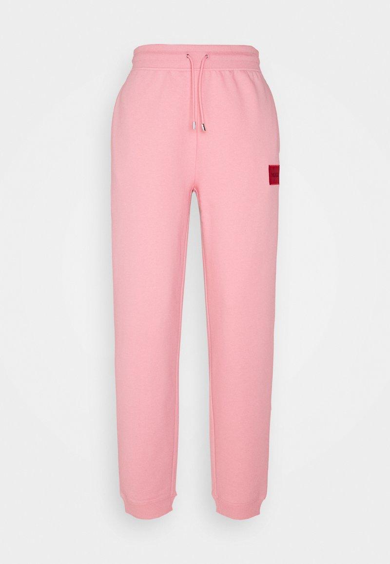 HUGO - DICHIBI REDLABEL - Tracksuit bottoms - bright pink