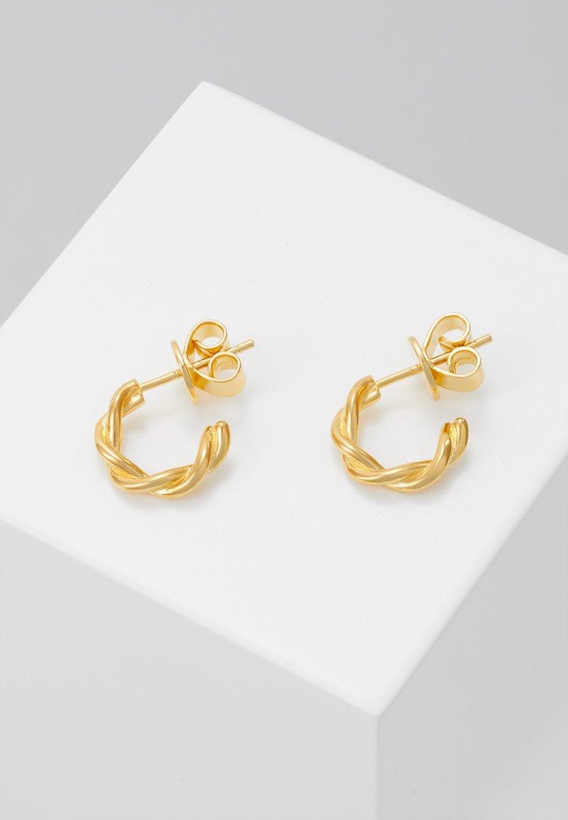PDPAOLA - RODEO EARRINGS - Orecchini - gold-coloured