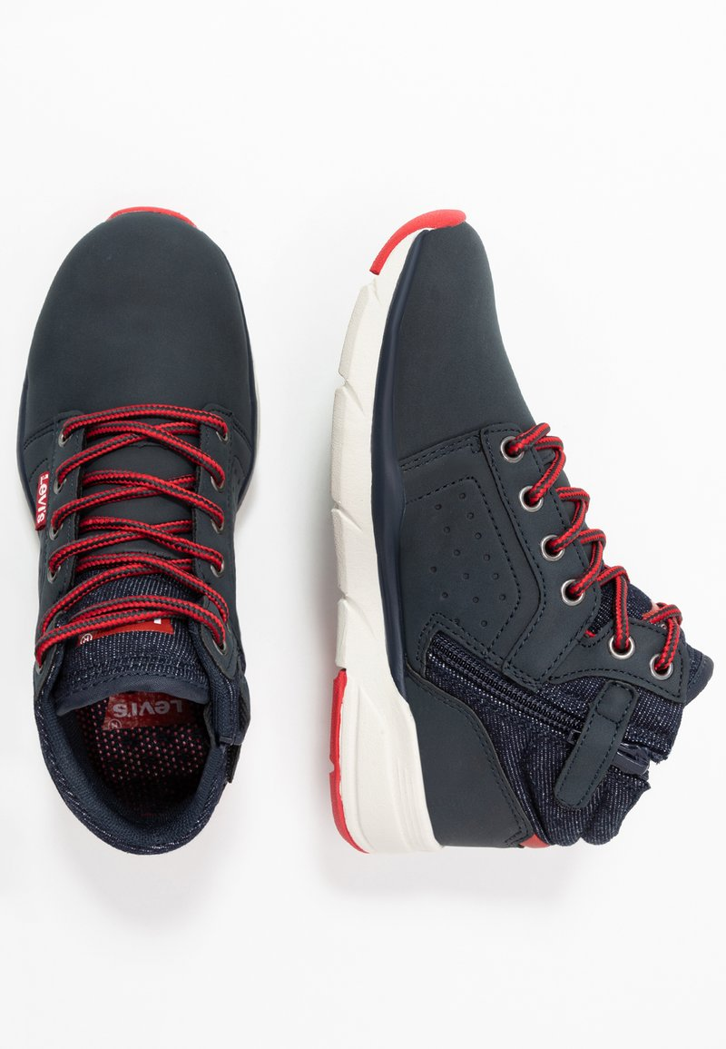 Levi's® - NEW ASPEN MID - High-top trainers - navy