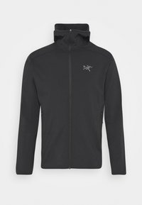 KYANITE HOODY MEN'S - Forro polar - black