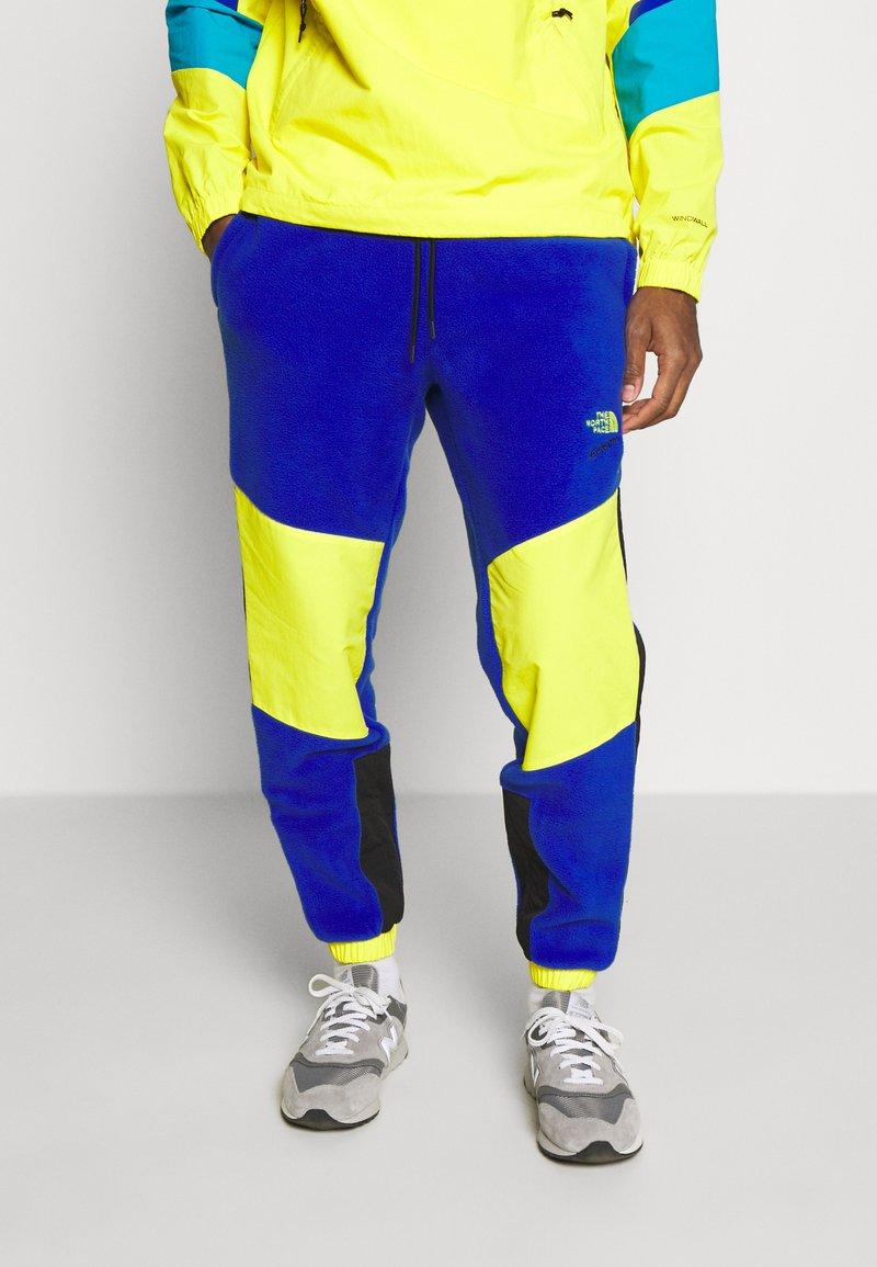 The North Face - EXTREME PANT - Pantalon de survêtement - blue combo