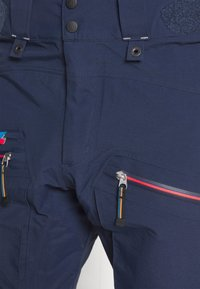 State of Elevenate - MEN'S BACKSIDE PANTS - Pantaloni da neve - dark blue