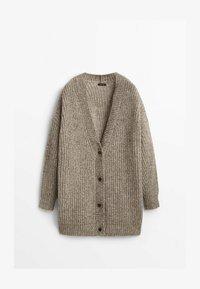 Massimo Dutti - LIMITED EDITION   - Cardigan - stone - 0
