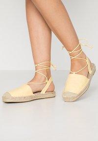 RAID - TARA - Loafers - yellow - 0
