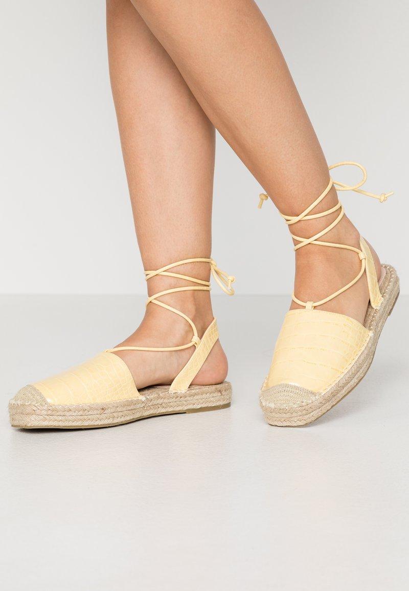 RAID - TARA - Loafers - yellow