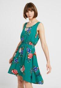 ONLY - ONLNOVA SARA DRESS - Day dress - deep sea - 0