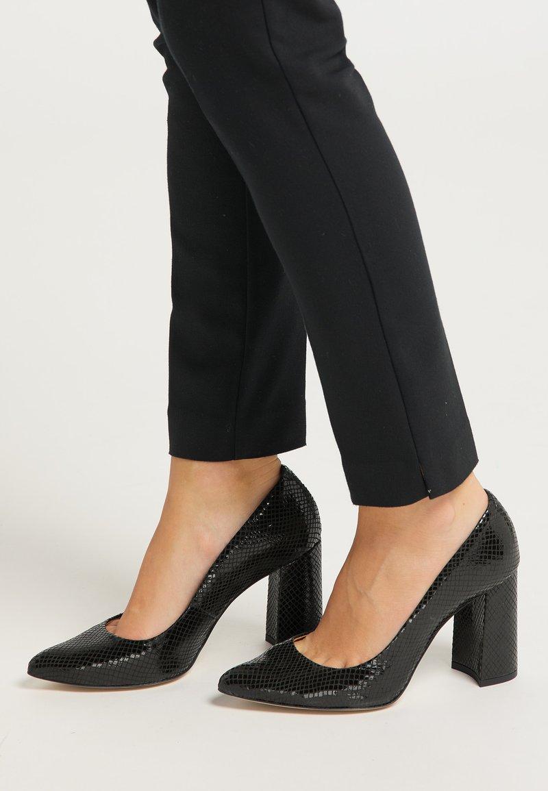 RISA - High heels - schwarz