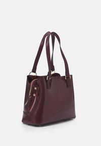 Dune London - DINIDAMINE - Handbag - berry - 1